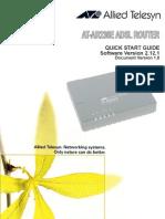 adsl router ar-236e
