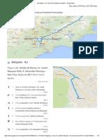 De Nilópolis - RJ a Acrílicos Paulista Promoções - Google Maps