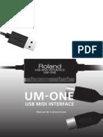 Cable MIDI Manual