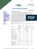 Caracter%C3%ADsticas Dos Vinagres Brasileiros Dados Da Embrapa