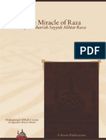 The Miracle of Raza by Muhammad Aftab Qasim Noori