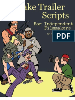 26 Fake Trailer Scripts - Exploitation Trailer Script