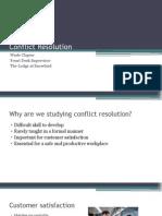 wadeclapier week8project2 conflictresolution