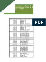 Práctica 05 Excel