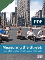Measuring the Street