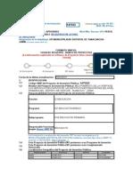 Codigo SNIP Del Proyecto de Inversión Pública4