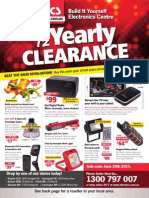 May-June 1/2 yearly Clearance Altronics