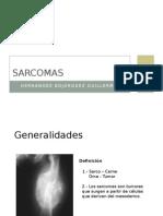 Sarcomas Oncologia