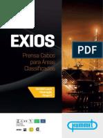 Folder Exios 630x297mm