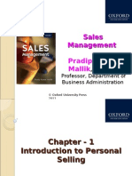 374 33 Powerpoint-slides 1-Introduction-personal-selling Chapter 1 Introduction to Personal Selling
