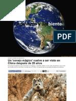 Organismo y Ambiente 2015