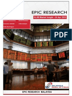 Epic Research Malaysia - Daily KLSE Report for 24th April 2015