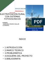 electrificacion rural