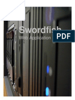 Swordfish WAF Brochure