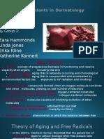 antioxidants in dermatology powerpoint final