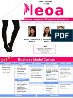 Leoa Business Model Canvas