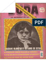 75 Madam Blavatsky y El Libro de Dzyan
