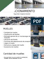 Muelles y Estacionamietos