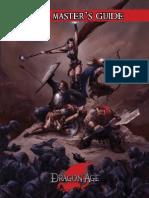 Dragon Age RPG Set 2 - Game Masters Guide - Taverna do Elfo e do Arcanios.pdf