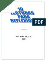 10 LECTURAS PARA  REFLEXIONAR.doc