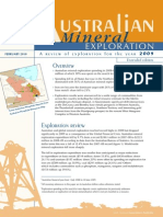 Australian Mineral Exploration