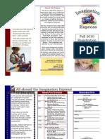 Preschool Brochure 2010