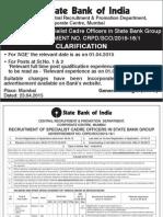 Revised SCO Detailed English Advt 23-04-2015