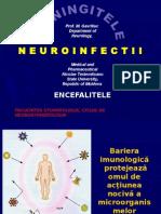 Neuroinfecții