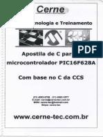 Apostila Cerne C CCS - PIC 16F628A