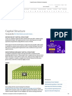 Capital Structure Definition _ Investopedia