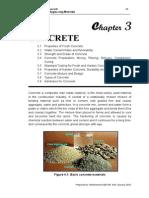 Chapter 3 Concrete