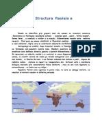 Structura Rasiala a Populatiei Pe Glob