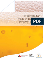 The Contribution Made by Beer to He European Economy. Full Report - December 2013
