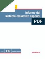 Informie Sist Educativo Vol i
