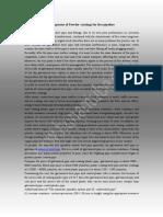 Development of Powder Coatings for Fire Pipeline
