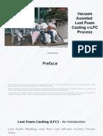 Lost Foam Casting (LFC)