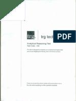 TRG Tech Recruitment Test