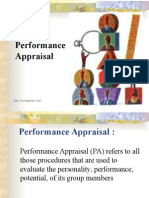 Performance Appraisal 1