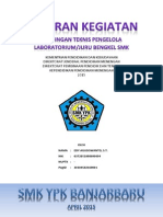 Laporan BIMTEK Makassar 2015