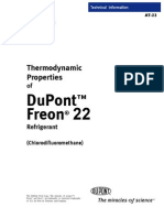 DuPont R22 Thermo Prop