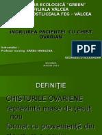 Chist Ovar