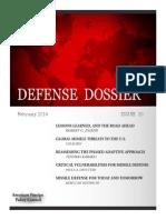 Defense Dossier 10 February 2014