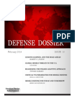 Defense Dossier 10 February 2014