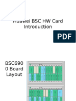 Huawei BSC6900 HW Introduction