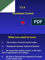3 2 4 h heartbeat control