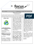 April 2015 Focus