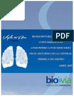 Informe Vigila Tu Aire - Gijón