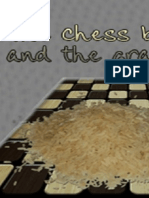 Chess Board and a Grain of Rice
