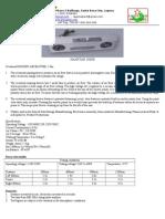 Hanstar 5800B Overhead 2-Fan Ionizer