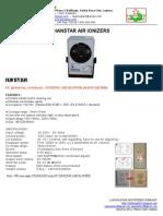 Air Ionizer Hanstar